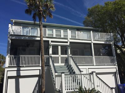 Photo for Luxury 6-BR Home.  Perfect Vacation Destination! Steps to Beach, Center Street