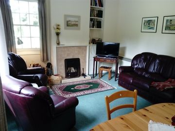 Gardener's Cottage - perfect for mountain bikers, skiers and hill walkers