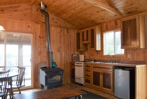 Photo for 1BR Cabin Vacation Rental in Hines, Minnesota