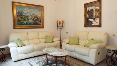 Photo for Stunning and Enormous 3 Bedroom Apt. in Historical Center of Montepulciano