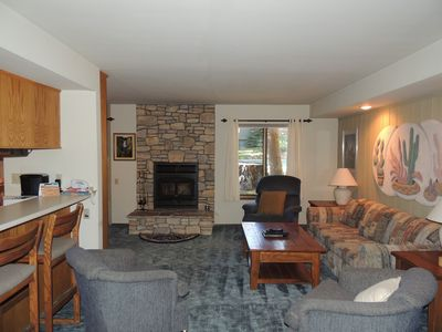 Photo for Western Style mountain retreat #149 is within walking distance to the Village