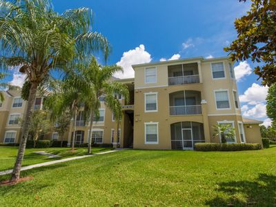Photo for 3 Bedroom Windsor Palms Condo w/Private Balcony and Access to Resort Amenities