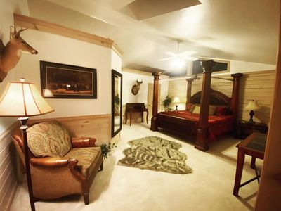 Photo for The Luxury Cabin at Bear Mountain Log Cabins
