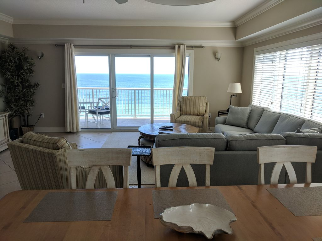 Luxury Condo On The Beach With Lots Of Room Vrbo