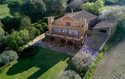 Photo for Mas Grau - Historic Home in Girona Offers Pool, Gym, Gourmet Kitchen and MORE!