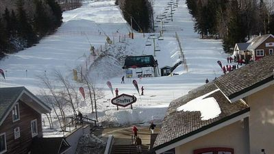 Photo for PERFECT SUMMER-WINTER LOCATION, DELUXE SKI-ON SKI-OFF 2BR @ THE LANDMARK!