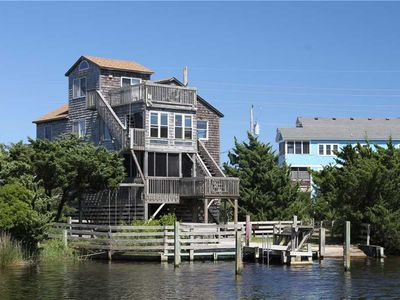 Photo for CANALFRONT in Avon w/RecRoom, PetFriendly