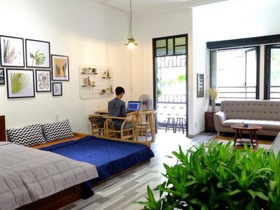 Photo for Dandy House- Cozy & Central in District 1- 5 mins to Ben Thanh Market