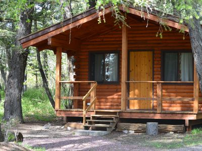 Photo for Aspen Cabin at Columbia Mountain Ranch
