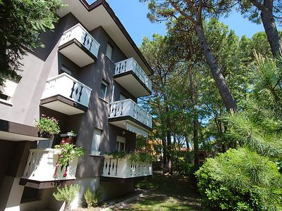 Photo for One bedroom Apartment, sleeps 4 in Lignano Riviera with Air Con