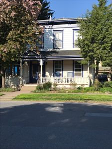 Photo for FANTASTIC LOCATION! 4 BR. Hop to track and easy walk downtown