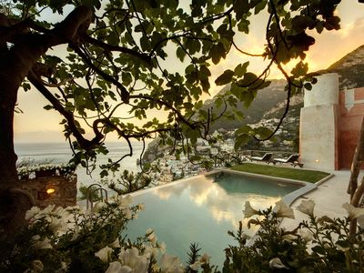 Photo for Villa Angelina 1 with private Pool, Sea View, Chef and Breakfast Ideal for Weddings
