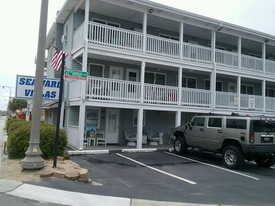 Photo for Best deal in Cherry Grove! Across the street from the beach! $700 week