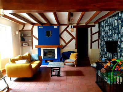 Photo for Charming house at 2 steps from the castle langeais