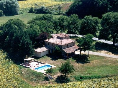 Photo for Italian villa rental near Arezzo, Siena and Crete