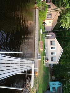 Photo for Water front cottage on Milton Three Ponds