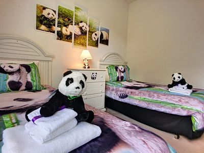 Photo for Find the Panda's - Gated Community