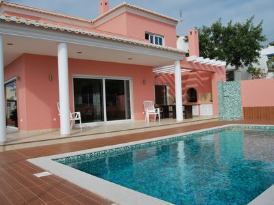 Photo for 4 Bedroom villa with sea views, private Pool and 4 Km From The Beach