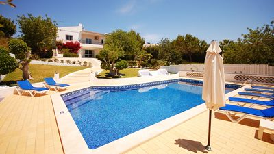 Photo for 4BR Villa Vacation Rental in Albufeira, Algarve