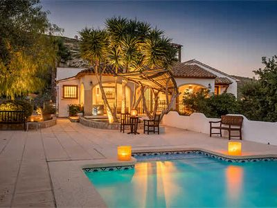 Photo for 4 bed 3 bath villa w/private pool, table tennis, stunning views, WiFi & A/C included.