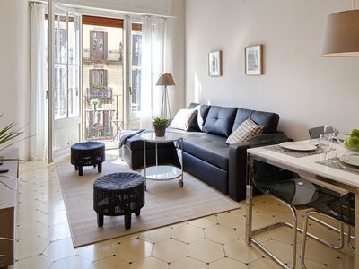 Photo for Arc de Triomf cheerful two bedroom