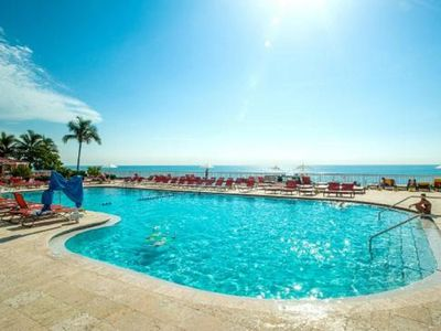 Photo for On the Beach | Heated Pool | Shopping Mall | Restaurants