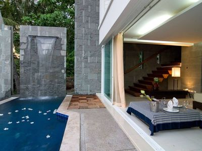 Photo for Luxury Pool Villa 1 Bed Room at Kata Karon Beach