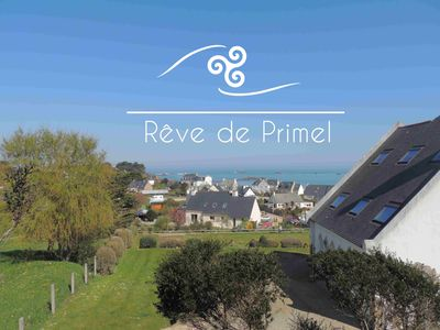 Photo for 2BR Apartment Vacation Rental in Plougasnou, Bretagne