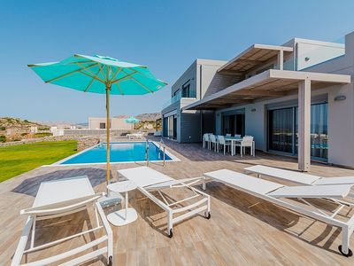 Photo for 4BR Villa Vacation Rental in Rodos
