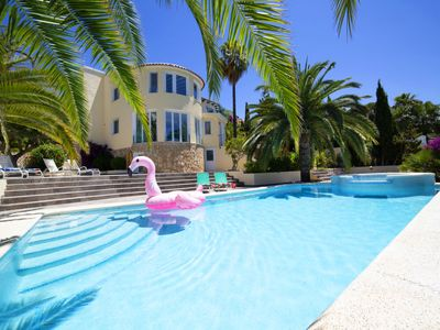 Photo for Vacation home Mandalea in Benissa - 8 persons, 4 bedrooms