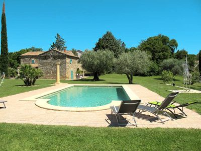 Photo for Vacation home Mas Magot  in Mons, Nimes and surroundings - 7 persons, 4 bedrooms