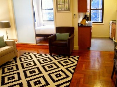 Photo for Apartment Chelsea 1 BD in New York/Manhattan - 4 persons, 1 bedrooms
