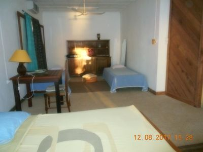 Photo for Double Room with Garden View - Sambo Milay Bed and Breakfast
