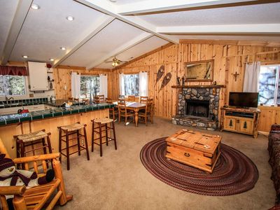 Photo for ~Angle's Camp~Modern Mountain Getaway~Kitchen & Dining~Central Location~