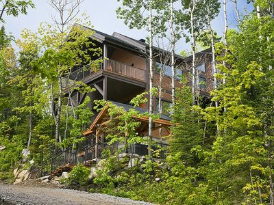 Photo for Mirador 2 is a beautiful four season vacation rental in Quebec ;4-stars cottage.