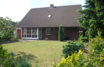 Photo for Large, natural holiday home (166 m²) for families in Gartow (WiFi connection)
