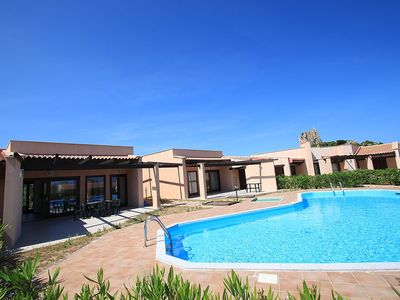 Photo for House 611 m from the center of Costa Paradiso with Internet, Pool, Air conditioning, Parking (329456)