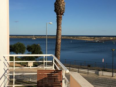 Photo for Cabanas de Tavira - beautiful village T2 front of the water
