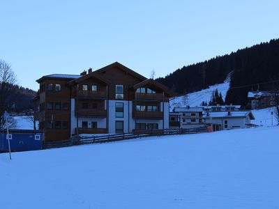 Photo for Ski-in Ski-out Apartment in idyllic setting