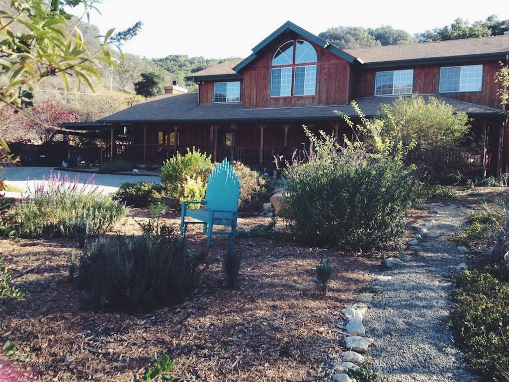 The ranch house ojai fire house plan 2017 for The ranch house in ojai