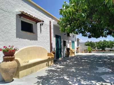 Photo for Homerez last minute deal - Nice apt near the beach and garden