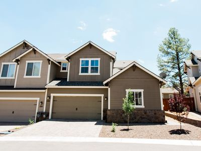 Photo for Newly built townhome - Nestled in the Ponderosa Pines