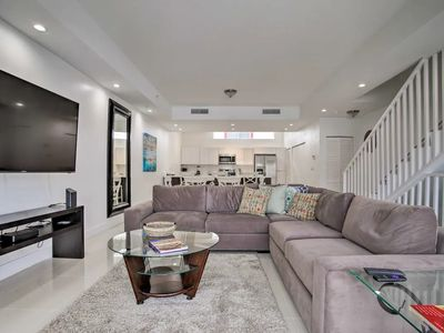 Photo for (5) Beautiful Brand New Townhome Near Beaches & Downtown - Perfect for Families!