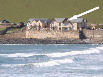 Photo for 6 Out Of The Blue | 3 Bedroom Apartment | Croyde