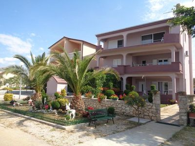 Photo for Holiday apartment Turanj for 1 - 6 persons with 2 bedrooms - Holiday apartment