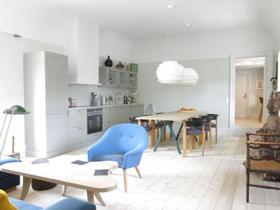 Photo for City Apartment in Copenhagen with 2 bedrooms sleeps 6