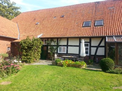 Photo for Apartment in a half-timbered house