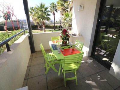 Photo for 2BR Apartment Vacation Rental in Sète