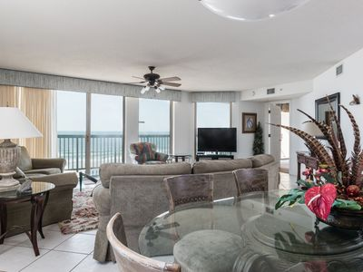 Photo for Feel at home away from home in this spacious Emerald Cove II condo. | Emerald Cove II -  5A