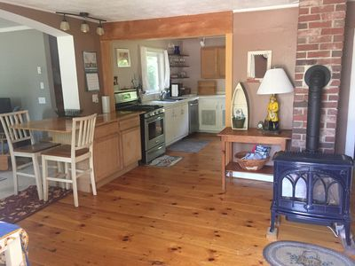 Photo for Bar Harbor-Acadia/family & pet friendly/WiFi/fenced yard/spacious/easy location
